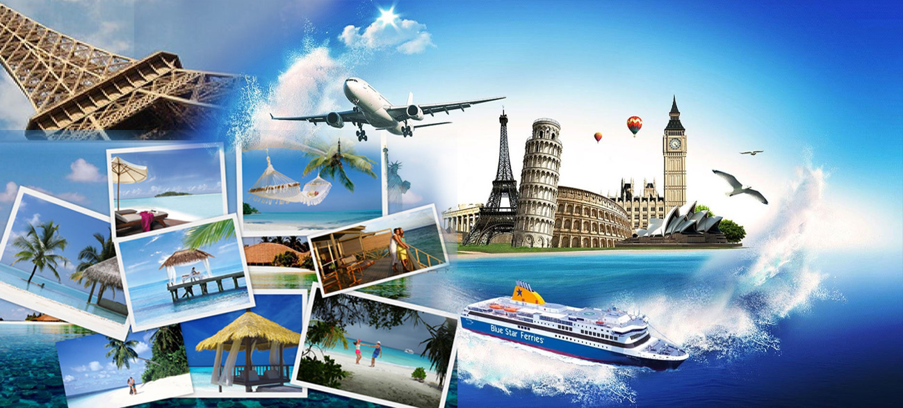 Group International Travel Packages